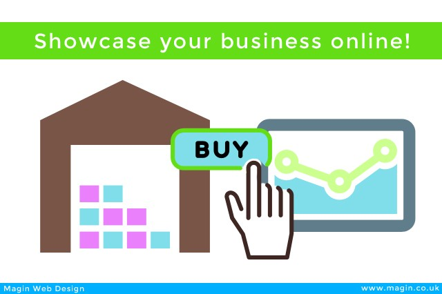 Your business portfolio starts with a website