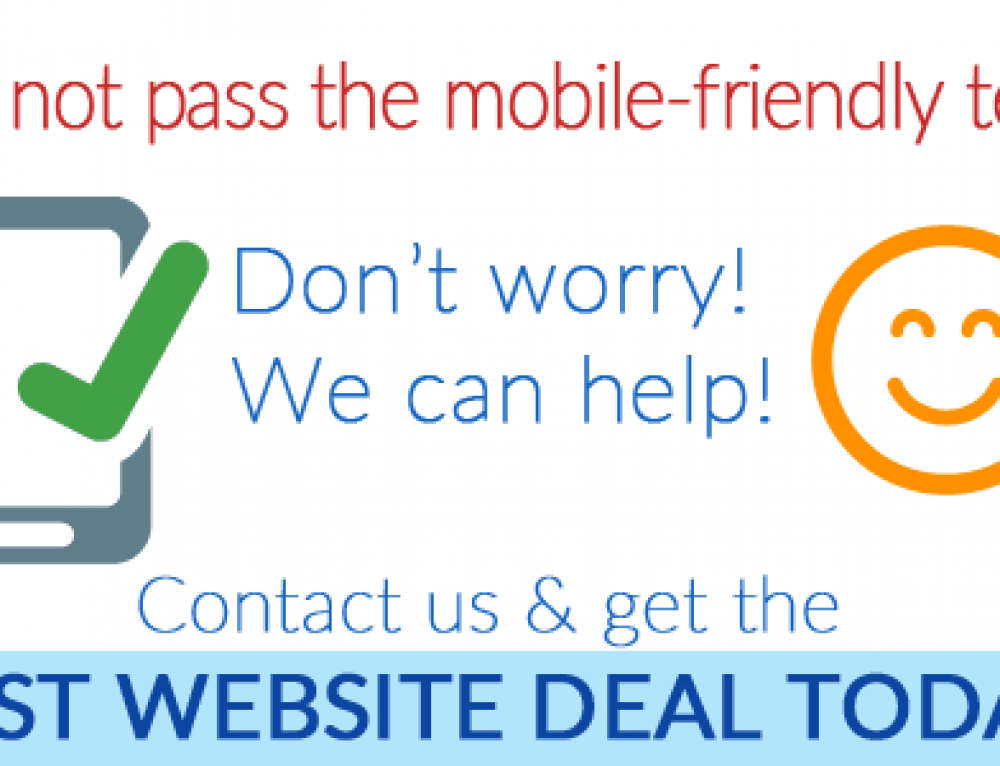 What is the big deal about mobile friendly websites?