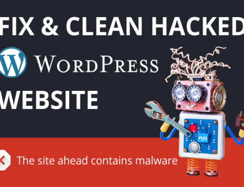 WordPress malware removal and securing guide