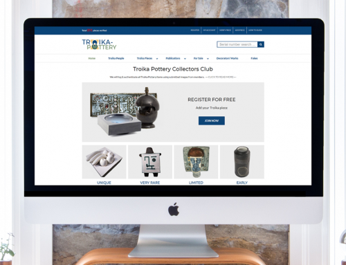 Antiques Website