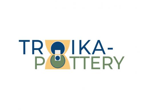 Troika Logo Design