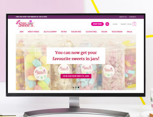 Sweet Shop Website