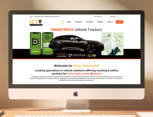Vehicle Solutions Website