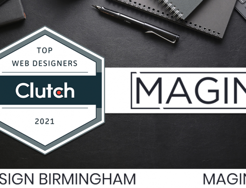 Clutch Recognizes Magin Web Design as Top UK Web Designers for 2021